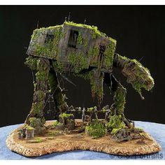 Star Wars At-At Model Kit $29