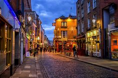 A small capital with a huge reputation, Dublin's mix of heritage and hedonism will not disappoint. All you have to do is show up.