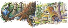 Snow White At The Dwarfs Cottage [GUSTAFSON295161] - $19.00 : Heaven And Earth Designs, cross stitch, cross stitch patterns, counted cross stitch, christmas stockings, counted cross stitch chart, counted cross stitch designs, cross stitching, patterns, cross stitch art, cross stitch books, how to cross stitch, cross stitch needlework, cross stitch websites, cross stitch crafts