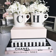 Fashion Books for the coffee table | blondieinthecity.com More
