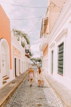 Exploring Old San Juan Puerto Rico travel Places To Travel, Travel Destinations, Places To Go, Beautiful World, Beautiful Places, San Juan Puerto Rico, To Infinity And Beyond, Travel Goals, Travel Hacks