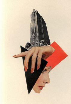 Public Image, collage by Richard Vergez Mode Collage, Art Du Collage, Collage Design, Art Design, Digital Collage, Collage Ideas, Photomontage, Collage Architecture, Pochette Cd