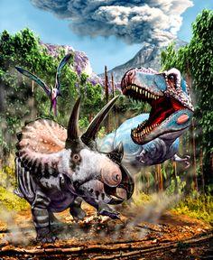Prehistoric Animals...