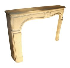 Limestone Country French Mantel  Traditional, Stone, Fireplace Element by Olde Good Things