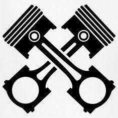 Resultado de imagem para gear and piston vector
