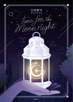 #여자친구 #GFRIEND #The_6th_Mini_Album #Time_for_the_moon_night <Greeting : Illustration Teaser> 2018.04.30 18:00PM