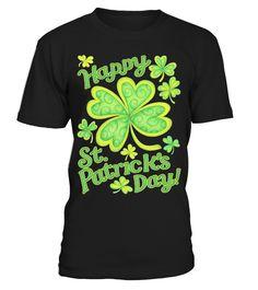 Happy St. Patrick's Day  #gift #idea #shirt #image #BestCancerIdeas #funnygiftshirt #videotv #gamingshirt