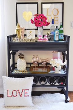 Entertaining & Decor Ideas for Valentine's Day