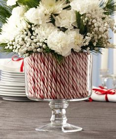 Christmas Centrepiece: http://www.stonewallkitchen.com/