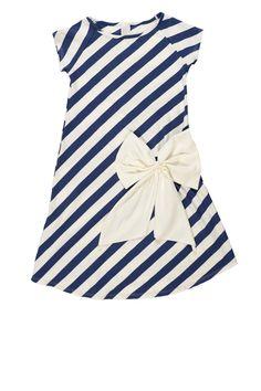 Navy Stripe Lucille