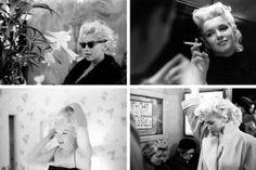 Редкие фотографии Мэрилин Монро в Нью-Йорке