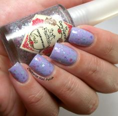 The Clockwise Nail Polish: Barry M Prickly Bear & by Dany Vianna Soft Pastels