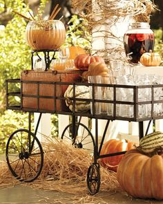 Decoration Ideas for Halloween #halloween #celebration #decoration #home #house #style #decor #children #kids #holiday #pumpkins #allsaints #interior #design #diy #handmade