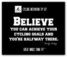 #Cycling Motivation Tip and Quote #017