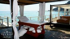 Spiagge di Lusso, Ristoranti, Luxury Beach Alassio - Savona - PlayBeach - Spiaggia, Ristorante Zero Beach Alassio - (SV) Liguria - Italy
