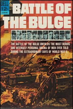 Battle of the Bulge, June 1966.