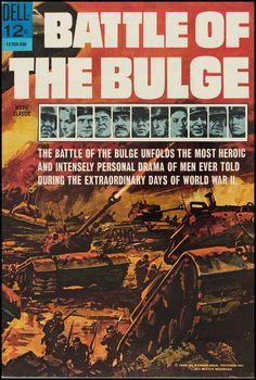Battle of the Bulge, June 1966.