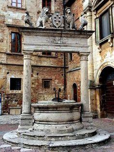 Montepulciano, Italy (photo via Carlo Paganucci)