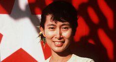 Burmese Rose: Aung San Suu Kyi