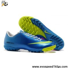 Buy Discount Nike Mercurial Vapor IX TF Blue Green Pink For Sale