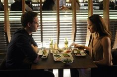 Still of Patrick J. Adams and Meghan Markle in Suits