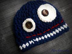Monster-Mütze