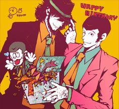 Lupin III, Jigen Daisuke, Birthday