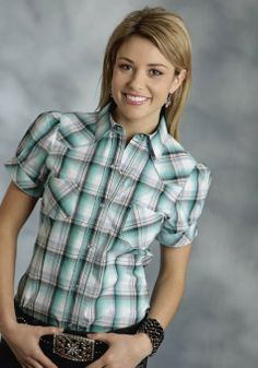 1000 Images About Green On Pinterest Western Shirts