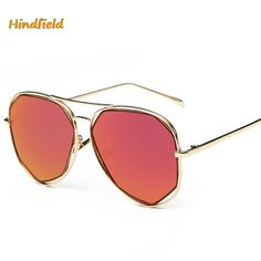 793e9161ca Hindfield 2017 New Classic Retro Style Simple Men And Women With The Same  High quality Cat s Eye Sunglasses 7 Color P2229-in Sunglasses from Women s  ...