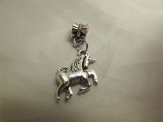 Unicorn Charms Lot of 10 with Bails by AGothShop on Etsy, $3.00