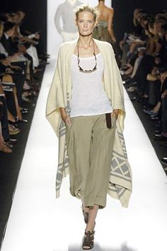 Michael Kors Collection Spring 2006 Ready-to-Wear Fashion Show - Julia Stegner