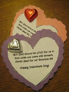 The Church Year in the Home: Valentine's Day activities.