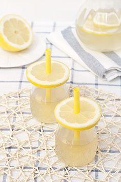Limonada casera para toda la familia
