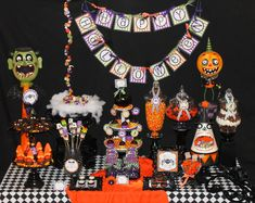 Image detail for -Fabulous Printable Halloween Party Supplies | ThePartyAnimal-Blog