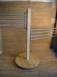 diy table top display rack