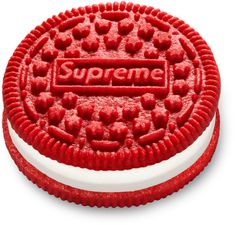 input The Supreme Oreo. Cop this cookie this week. Get this drip.ing with milk. Sandwich Cookies, Oreo Cookies, Oreo Package, Red Velvet Flavor, Biscuit Oreo, Rainbow Drinks, Oreo Filling, Supreme Brand, Homemade Oreos
