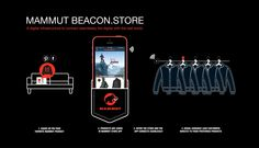Mammut #BeaconStore #Infrastructure #Innovation  Customers like to inform themselves online about certain products, but they mainly buy offline in the stores. In order to seamlessly connect these two worlds we developed the Beacon.Store and launched it for Mammut.