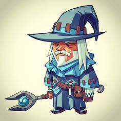 Character design for Lionheart Tactics on iOS #freelance #charcterdesign #cintiq…