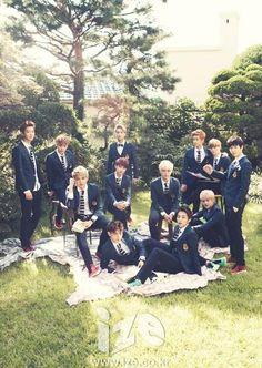 Exo for Ize Magazine Chanyeol Baekhyun, Park Chanyeol, Exo 12, Exo Group, Exo Album, Xiuchen, Hunhan, Bts And Exo, Exo Members