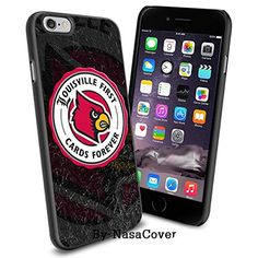 (Available for iPhone 4,4s,5,5s,6,6Plus) NCAA University sport Louisville Cardinals , Cool iPhone 6 Smartphone Case Cover Collector iPhone TPU Rubber Case Black [By Lucky9Cover] Lucky9Cover http://www.amazon.com/dp/B0173BUCJC/ref=cm_sw_r_pi_dp_Ot5lwb1ZNEP7M