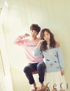 2014.11, CeCi, Yoon Hyun Min, Kim Seul Gi