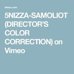 5NIZZA-SAMOLIOT (DIRECTOR'S COLOR CORRECTION) on Vimeo