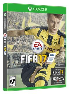 FIFA 17 Cover Star Announced  Following a two-week long fan vote EA announced German soccer star Marco Reus ofBorussia Dortmund will grace the cover of FIFA 17.  Reus beat out three others to earn his spot on the cover:James Rodriguez ofReal Madrid C.F.Anthony Martial of Manchester United and Eden Hazard of Chelsea FC. Over 3 million votes were cast according to EA.  The Xbox One box art for FIFA 17  The cover for this year's entry in EA's long-running soccer franchise won't feature…