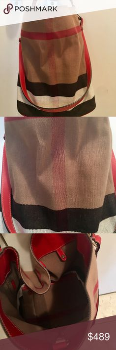 Burberry Ashby Tote Handbag 100% Authentic Beautiful Burberry handbag in excellent condition. Dust bag included Burberry Bags Totes