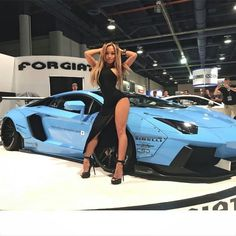 Modified Car Babes & Model Pictures From Around The World 💝💝 WOW! Motocross, Tumbrl Girls, Classic Pickup Trucks, Top Cars, Modified Cars, Car Girls, Model Pictures, Sexy Cars, Sport Cars