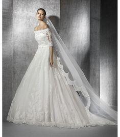 Vestidos de novia 1800
