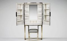 Grace Cabinet by Linley