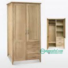 Almari Pakaian Minimalis Kayu Jati adalah produk Lemari Pakaian yang kami produksi dengan bahan baku kayu jati yang sesuai dengan nama produk tersebut.