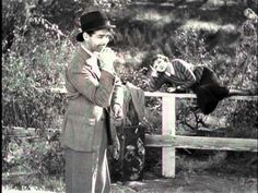 It Happened One Night (1934)  Clark Gable and Claudette Colbert - Lessons in hitchhiking