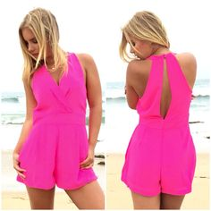 Strike While The Iron Is Hot Romper